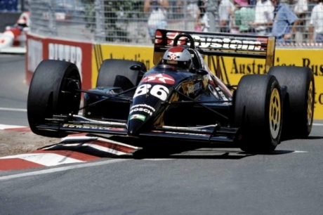 Jeff Andretti Car