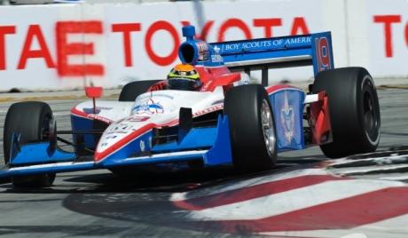 Alex Lloyd Car